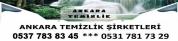 Ankara Temizlik Firması