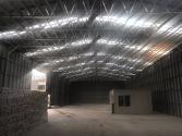Hafif Çelik Endüstriyel Yapılar Atölye – Garaj – Fabrika – Tarım ve Hayvancılık Yapıları